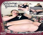 Being a couch potato has never been easier than with my Switch and a pile of donuts next to me! #bigcutielisalou #gaining #gamer #donuts #ssbbw #belly #boobs #butt #bigcuties Site: lisalou.bigcuties.com Blog: www.bigcuties.com/blog from best desi sex blog presents big boobs house wife exposed servant